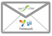 Yii2-swiftmailer (sending emails)