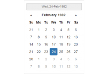 Enhanced Yii2 wrapper for the bootstrap datepicker plugin