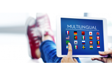 Yii2 component for multilingual site